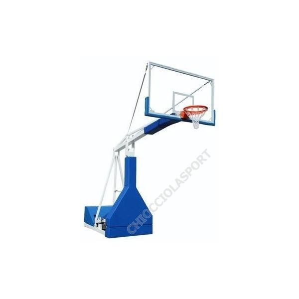Impianto basket oleodinamico elettrico fiba sbalzo - Certificato impianto elettrico a norma ...